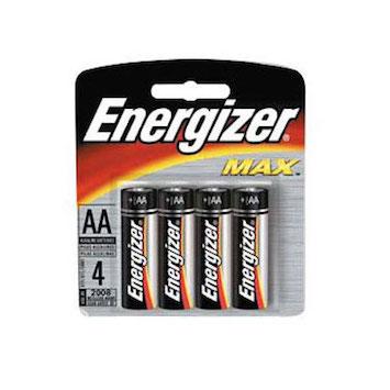 Save $0.50 off (1) Energizer Batteries Printable Coupon