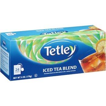 Save $1.00 off (1) Tetley Tea Bags Printable Coupon