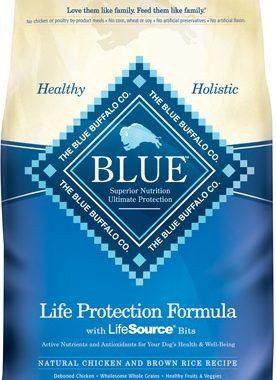 Save $3.00 off (1) Blue Buffalo Dry Dog Food Printable Coupon