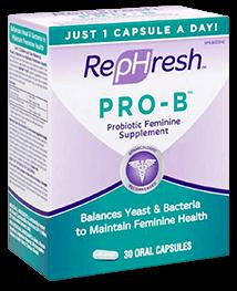 Save $2.00 off (1) Rephresh Pro B Printable Coupon