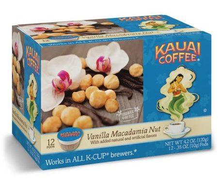 Save $2.00 off (1) Kauai Coffee K-Cups Printable Coupon