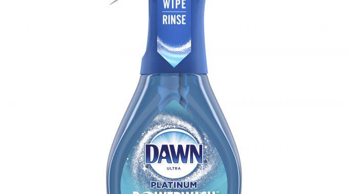 Save $2.50 off (1) Dawn Platinum Power Wash Spray Coupon