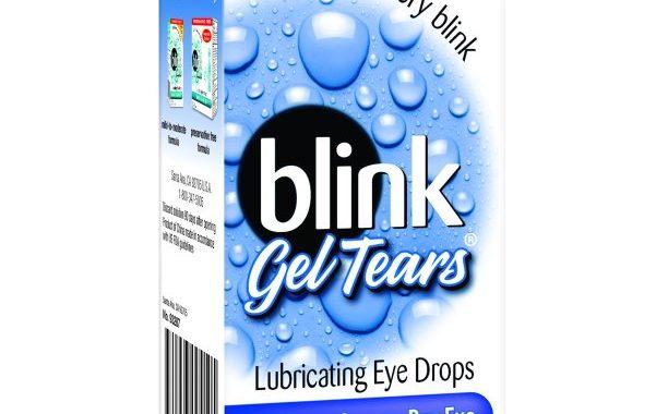 Save $3.50 off (1) Blink Gel Tears Eye Drops Coupon