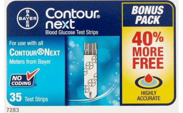Save $3.00 off (1) Contour Next Test Strips Printable Coupon