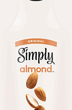 Save $0.75 off (1) Simply Almond AlmondMilk Printable Coupon