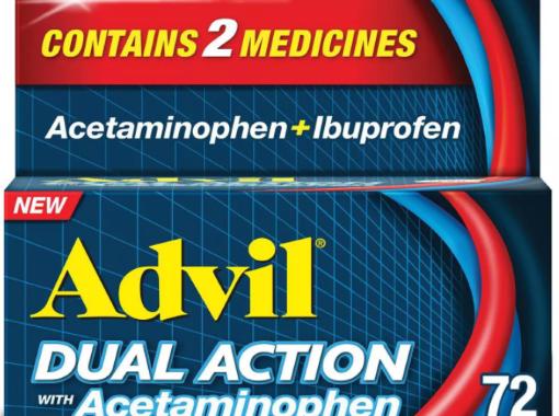 Save $3.00 off (1) AdvilPrintable Coupon