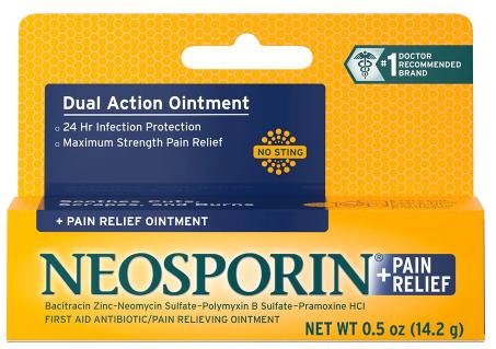 Save $1.00 off (1) Neosporin Printable Coupon