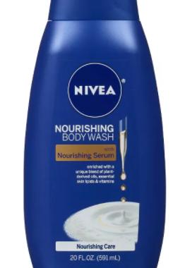 Save $1.00 off (1) NIVEA Body Wash Printable Coupon
