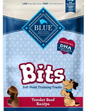 Save $1.00 off (1) Blue Buffalo Dog or Cat Treats Printable Coupon