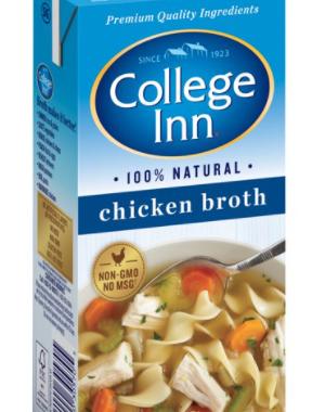 Save $1.00 off (3) College Inn Broth or Stock Printable Coupon