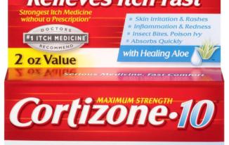 Save $1.00 off (1) Cortizone 10 Printable Coupon