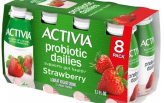 Save $2.00 off (1) Activia Probiotic Dailies Printable Coupon