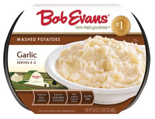 Save $1.00 off (2) Bob Evans Sides Printable Coupon