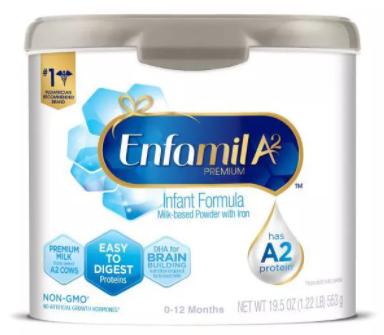 Save $5.00 off (2) Enfamil Premium A2™ Printable Coupon