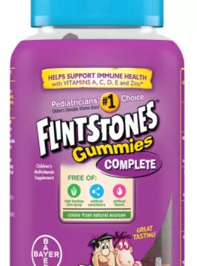 Save $2.00 off (1) FLINTSTONES™ Multivitamin Printable Coupon