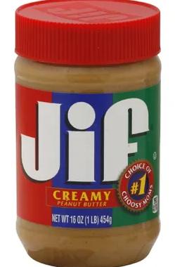Save $0.50 off (1) Jif® Peanut Butter Printable Coupon