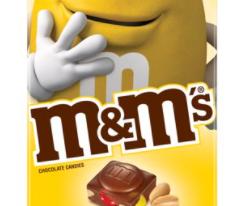Save $1.00 off (2) M&M'S® Chocolate Bars Printable Coupon