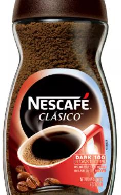 Save $1.00 off (1) NESCAFÉ® CLÁSICO™ Coffee Printable Coupon