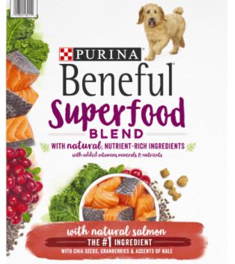 Save $3.00 off (1) Purina Beneful Dry Dog Food Printable Coupon