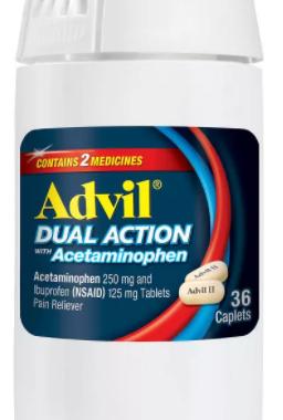 Save $2.00 off (1) Advil Printable Coupon