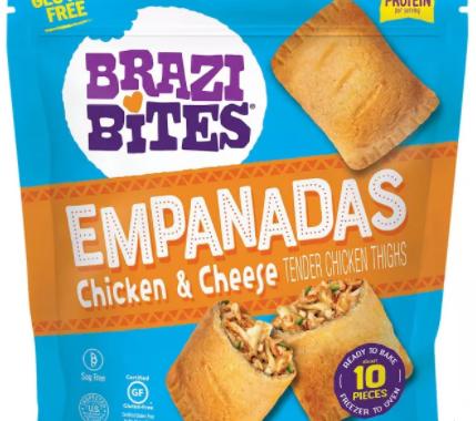 Save $1.00 off (1) Brazi Bites Empanadas Printable Coupon