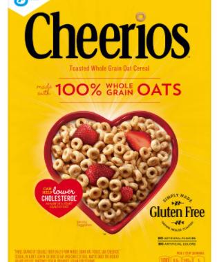 Save $1.00 off (2) Big G Cereals Printable Coupon