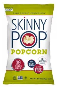 Save $1.00 off (1) SkinnyPop Popcorn Printable Coupon
