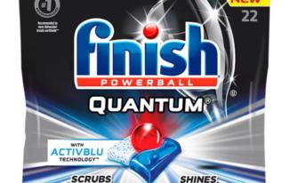 Save $1.00 off (1) Finish® Quantum® Printable Coupon