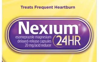 Save $2.00 off (1) Nexium 24HR ProductPrintable Coupon