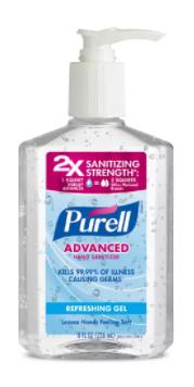 Save $1.00 off (1) PURELL® Advanced Hand Sanitizer Printable Coupon